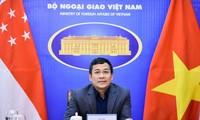 Vietnam und Singapur verstärken Zusammenarbeit bei Covid-19-Bekämpfung