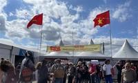 Vietnamesischer Eindruck beim französischen Pressefest 2021