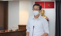 Ho Chi Minh Stadt bereitet sich auf eine neue Anweisung vor