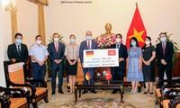 Deutschland unterstützt Vietnam mit weiteren 2,6 Millionen Covid-19-Impfdosen