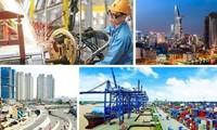 Starke Botschaft über den Prozess der Erholung und Entwicklung der Wirtschaft