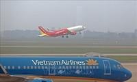 Luftfahrtbranche bereitet sich intensiv auf Wiederaufnahme von Flüge im Inland vor