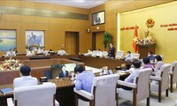 Ständiger Parlamentsausschuss berät über Inhalte der 2. Parlamentssitzung