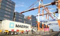 Hai Phong will ein internationales und regionales Logistik-Dienstleistungszentrum sein
