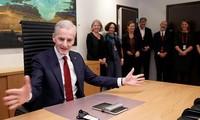 Glückwunschtelegramm an norwegischen Premierminister