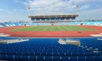 Vietnam bereitet sich intensiv auf den Empfang der japanischen Fußballmannschaft vor