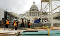 Security tightened for Donald Trump's inauguration