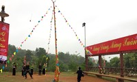 Ethic group cultures highlighted at spring festival