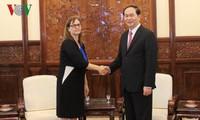 Vietnam treasures friendship with Israel