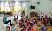 "HCM city promotes ""Child Friendly"" initiative"