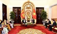 Vietnam, Sri Lanka eye 1 billion USD in two-way trade