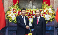 Developing partnership with China is Vietnam's strategic selection: President