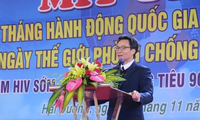 Vietnam aims to provide treatment to all HIV carriers