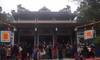 Hue's spring festival honors Tran dynasty princess