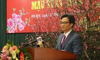 Deputy PM lauds media's role in socio-economic success