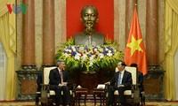 Vietnam values comprehensive partnership with US: President
