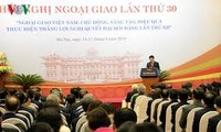 Ambassadors vow to reinforce links between Vietnam and the world