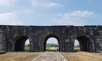 US funds renovation of Ho Dynasty Citadel gate