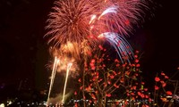 Vietnam rings in Lunar New Year with dazzling fireworks