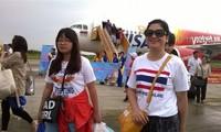 Thailand tops growth in tourist arrivals to Vietnam