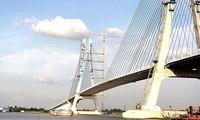 Key Mekong Delta bridge set to open May 19