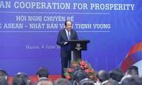 ASEAN, Japan strengthen cooperation for prosperity