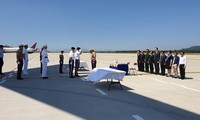 US soldier's remains repatriated