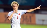 Van Toan vows to score against Thailand