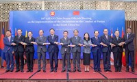 ASEAN, China review DOC implementation