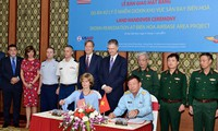 Dioxin contaminated land at Bien Hoa handed over for remediation