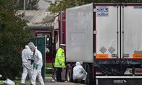 39 victims in Essex lorry tragedy confirmed as Vietnamese