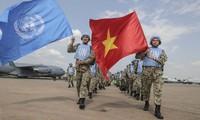 Vietnamese medics in South Sudan