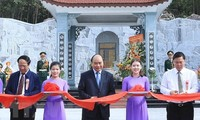 PM attends inauguration of temple dedicated to martyrs