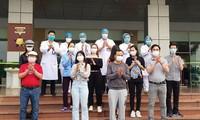Half of COVID-19 patients in Vietnam recover