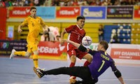 Vietnam futsal team make Asia's top 10