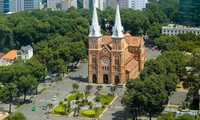 Saigon Notre Dame Cathedral among world's most beautiful: US news site