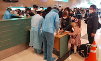 Over 240 citizens brought home from Singapore