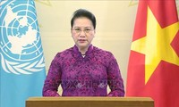 Remarks by Vietnam's top legislator at UN meeting on 25 years of 4th World Conference on Woman