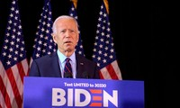 Biden wins presidential race, several networks project