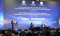 12th international conference on East Sea closes
