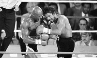 Marvin Hagler, middleweight boxing's towering champion, dies aged 66