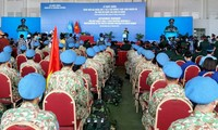 Vietnam deploys third level-2 field hospital to South Sudan