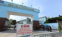 National Cancer Hospital put under lockdown, one more infection detected in Ha Nam