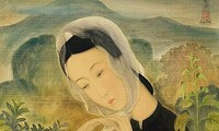 Le Pho painting sells for over 1.1 mln USD