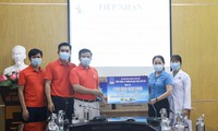 Petrovietnam donates 1.3 million USD to COVID-19 vaccine fund