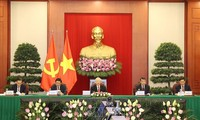 Party leader Nguyen Phu Trong's speech at China Communist Party and World Political Parties Summit