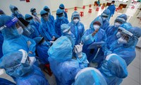 COVID-19 in Vietnam: 2,762 new cases confirmed Tuesday morning