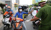 HCM city allows 11 groups to go out amid pandemic restrictions