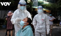 COVID-19 in Vietnam: Daily infections lowest in one month