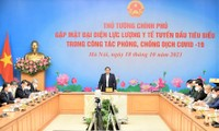 Health Ministry leaders asked to directly provide COVID-19 fight information on mass media